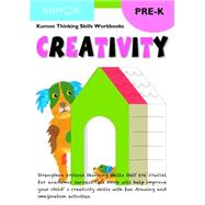 Creativity, Pre-K by Kumon, 9781941082256
