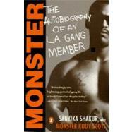 Monster by Monster Kody Scott aka Sanyika Shakur, 9780140232257