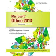 Microsoft Office 2013 Illustrated, Second Course by Beskeen, David W.; Cram, Carol M.; Duffy, Jennifer; Friedrichsen, Lisa; Wermers, Lynn, 9781285082257