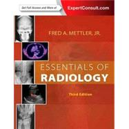 Essentials of Radiology by Mettler, Fred A., Jr., M.D., 9781455742257