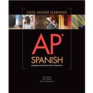 AP Spanish Workbook by Frisancho, 9781618572257