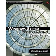 Windows System Programming, Paperback by Hart, Johnson M., 9780134382258