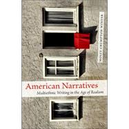 American Narratives : Multiethnic Writing in the Age of Realism by Winter, Molly Crumpton, 9780807132258