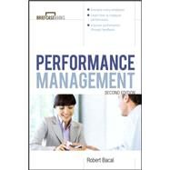 Performance Management 2/E by Bacal, Robert, 9780071772259