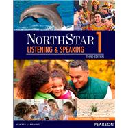 NorthStar Listening and Speaking 1 with MyEnglishLab by Merdinger, Polly; Barton, Laurie, 9780133382259