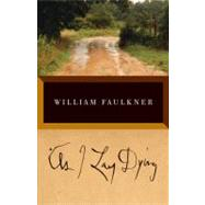 As I Lay Dying by FAULKNER, WILLIAM, 9780679732259