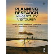 Planning Research in Hospitality and Tourism by Altinay; Levent, 9781138852259