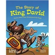 The Story of King David: A Spark Bible Story by Smith, Martina; Grosshauser, Peter; Temple, Ed, 9781506402260