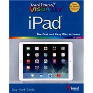 Teach Yourself Visually Ipad by Hart-Davis, Guy, 9781118932261