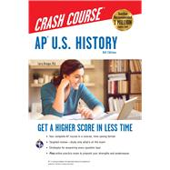 AP U.S. History Crash Course by Krieger, Larry, 9780738612263