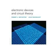 Electronic Devices and Circuit Theory by Boylestad, Robert L.; Nashelsky, Louis, 9780132622264