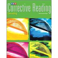 Corrective Reading Decoding Level B2, Student Book by Unknown, 9780076112265