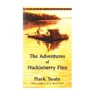 The Adventures of Huckleberry Finn (Bantam Classic) by Mark Twain, 9780553212266