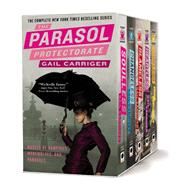 The Parasol Protectorate Boxed Set by Carriger, Gail, 9780316212267