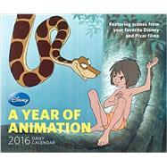 Disney 2016 Calendar by Disney, 9781452122267
