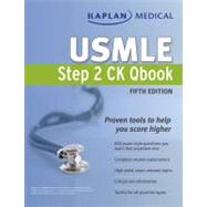 Kaplan Medical USMLE Step 2 CK Qbook by Kaplan, 9781609782269