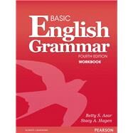 Basic English Grammar Workbook by Azar, Betty S.; Hagen, Stacy A., 9780132942270
