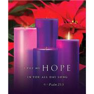 Advent Sunday 1 Bulletin Large by Abingdon Press, 9781501802270