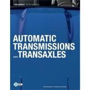 Automatic Transmissions and Tranaxles by Birch, Thomas W., 9780132622271