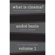 What Is Cinema? 9780520242272R