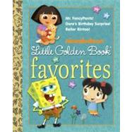 Nickelodeon Little Golden Book Favorites (Nickelodeon) by Golden Books Publishing Company, 9780375872273