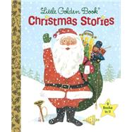 Little Golden Book Christmas Stories by Random House LLC, 9780553522273