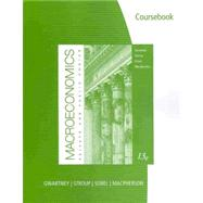 CourseBook for Gwartney/Stroup/Sobel/Macpherson's Macroeconomics: Private and Public Choice at Biggerbooks.com