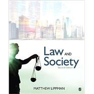 Law and Society by Lippman, Matthew, 9781506362274