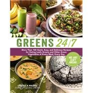 Greens 24/7 by Nadel, Jessica, 9781615192274