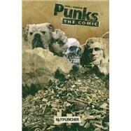 Punks: the Comic 1 by Fialkov, Joshua Hale; Chamberlain, Kody, 9781632152275