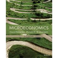Microeconomics by Besanko, David A.; Braeutigam, Ronald R.; Gibbs, Michael J. (CON), 9781118572276