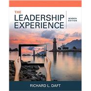The Leadership Experience by Daft, Richard L., 9781337102278