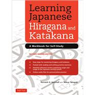 Learning Japanese Hiragana and Katakana: A Workbook for Self-study by Henshall, Kenneth G.; Takagaki, Tetsuo, 9784805312278