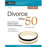 Divorce After 50 by Green, Janice, 9781413322279