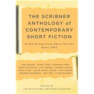 The Scribner Anthology of Contemporary Short Fiction; 50 North American Stories Since 1970 by Lex Williford; Michael Martone, 9781416532279