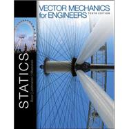 Vector Mechanics for Engineers: Statics by Beer, Ferdinand; Johnston, Jr., E. Russell; Mazurek, David, 9780077402280
