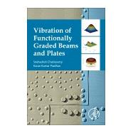 Vibration of Functionally Graded Beams and Plates 9780128042281N
