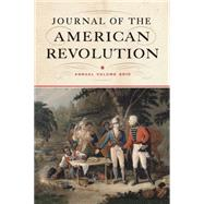Journal of the American Revolution by Andrlik, Todd, 9781594162282