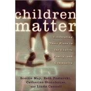 Children Matter by May, Scottie, 9780802822284