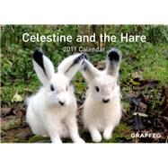 Celestine and the Hare 2017 Calendar by Hines, Karin, 9781910862285