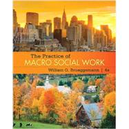 The Practice Of Macro Social Work by Brueggemann, William G., 9780495602286