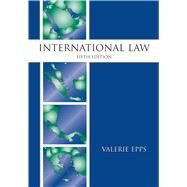 International Law by Epps, Valerie, 9781611632286
