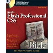 Flash Professional CS5 Bible by Perkins, Todd, 9780470602287