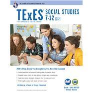 Texes Social Studies 7-12 232 by Ferguson, Dean; Heatherley, Alexander (CON), 9780738612287
