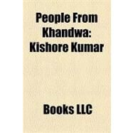 People from Khandw : Kishore Kumar by , 9781156222287