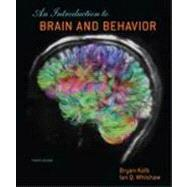 An Introduction to Brain and Behavior by Kolb, Bryan; Whishaw, Ian Q., 9781429242288