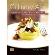 Culinary Arts Principles and Applications by Mcgreal, Michael J., 9780826942289