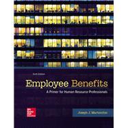 Employee Benefits by Martocchio, Joseph, 9781259712289