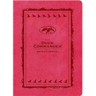 The Duck Commander Devotional Pink LeatherTouch by Robertson, Alan, 9781476762289