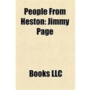 People from Heston : Jimmy Page, Anthony Collins by , 9781156192290